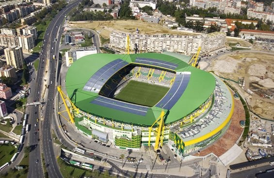 Estadio jose avelade